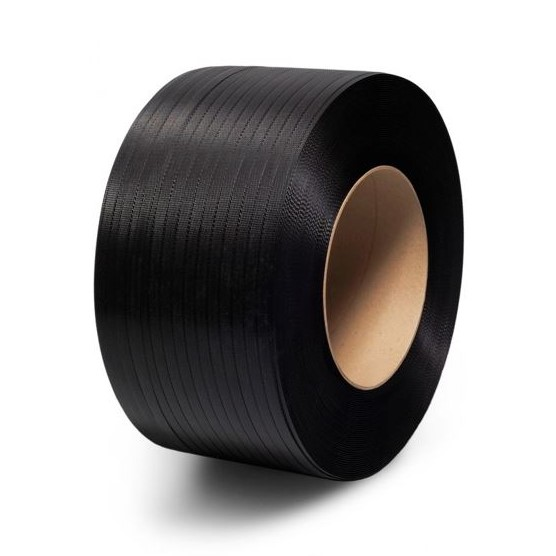 PP Strapping Band BLACK 01